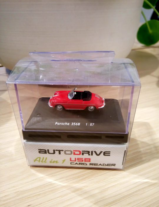 Cardreader USB Porsche
