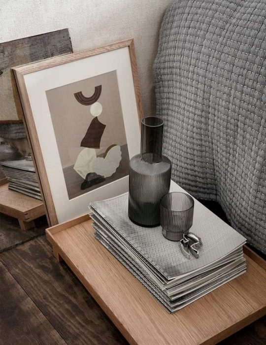 Ferm Living Ripple set