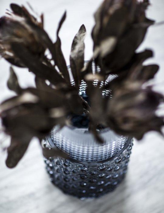 Specktrum Scarlett Vase Black-grey
