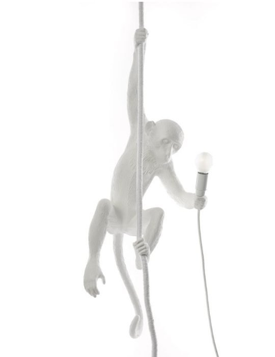 Seletti The Monkey Lamp Ceiling Version